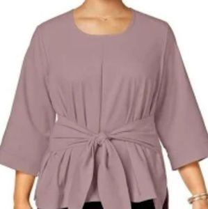 Beautiful Waist Tied Top